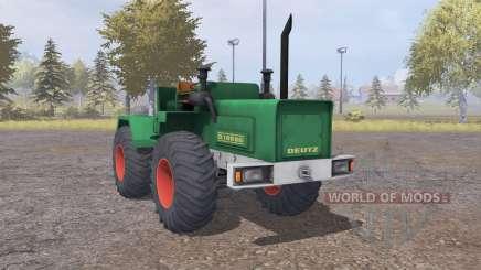 Deutz D 160 06 pour Farming Simulator 2013