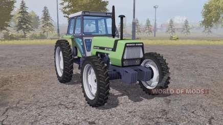 Deutz-Fahr AX 4.120 narrow wheels pour Farming Simulator 2013