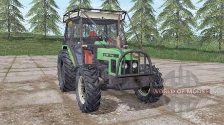 Zetor 7245 forest pour Farming Simulator 2017