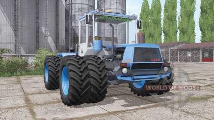 Skoda-LIAZ 180 Turbo twin wheels pour Farming Simulator 2017