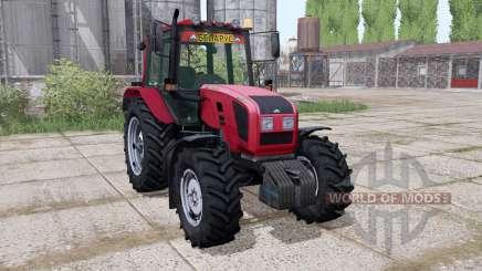 Belarus 1220.3 Chervony für Farming Simulator 2017