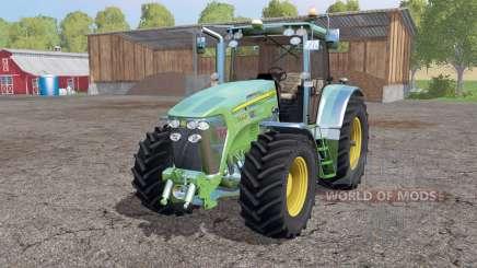 John Deere 7930 front loader pour Farming Simulator 2015