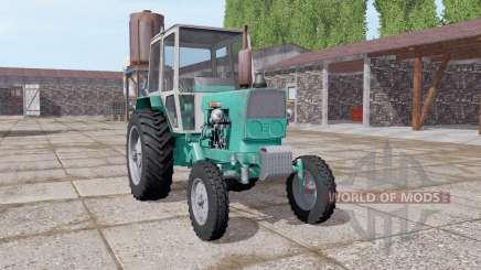 YUMZ 6КЛ turquoise pour Farming Simulator 2017