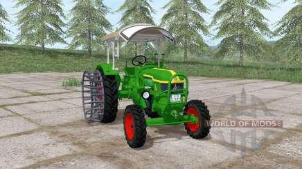 Deutz D 40S 4x4 pour Farming Simulator 2017