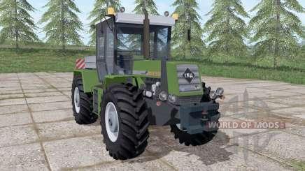 Fortschritt Zt 323 dark green pour Farming Simulator 2017