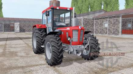 Schluter Super 1500 TVL soft red pour Farming Simulator 2017
