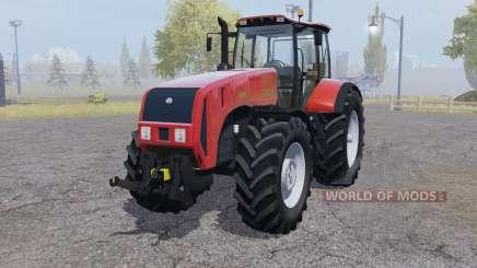 La biélorussie 3522 contrôle interactif pour Farming Simulator 2013