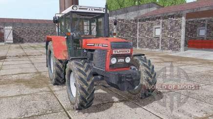 ZTS 16245 Turbo very soft red für Farming Simulator 2017