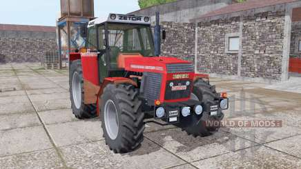Zetor 16145 bright red pour Farming Simulator 2017
