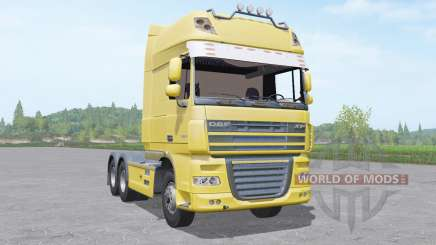 DAF XF105 Super Space Cab pour Farming Simulator 2017