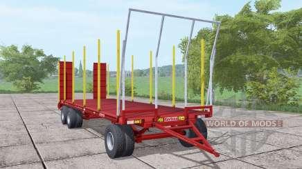 Ravizza Rimorchi RA 8000 3A SB pour Farming Simulator 2017