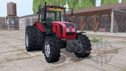 Belarus 1220.3 dual-Räder für Farming Simulator 2017