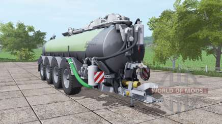 Kaweco Turbo Tanken pour Farming Simulator 2017