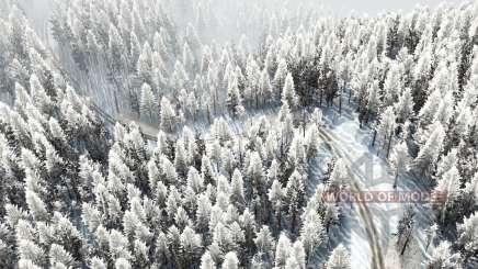 Snow Test 7 pour MudRunner