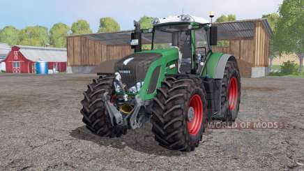 Fendt 924 Vario pack für Farming Simulator 2015