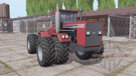 Case International 9190 twin wheels pour Farming Simulator 2017