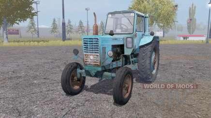 Belarus MTZ 80L für Farming Simulator 2013