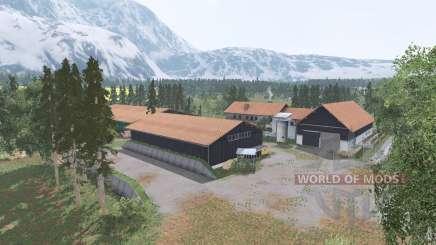 Allgauer Moor für Farming Simulator 2017