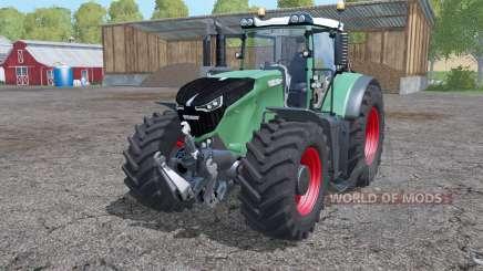 Fendt 1050 Vario interactive control für Farming Simulator 2015