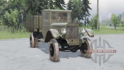 Sagte 32 1941 für Spin Tires