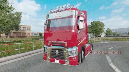 Renault T 520 4x2 High Sleeper Cab pour Euro Truck Simulator 2