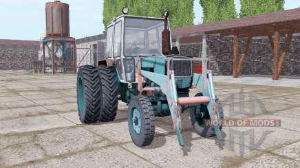 YUMZ 6КЛ avec la PCU v1.4 pour Farming Simulator 2017