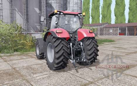 Case IH Puma 240 CVX narrow wheels pour Farming Simulator 2017