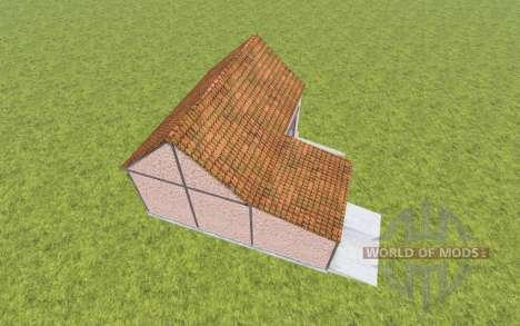 Multi Storage Shed v1.3 pour Farming Simulator 2017