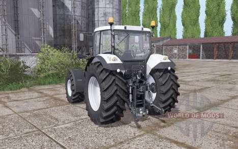 Zetor Forterra 130 HD white pour Farming Simulator 2017