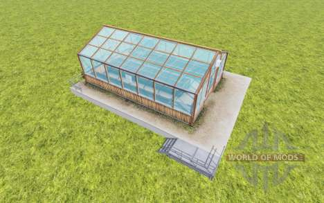 Greenhouses v1.0.0.1 pour Farming Simulator 2017