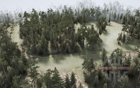 Dure De La Sibérie 2 pour Spintires MudRunner