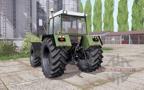 Fendt Favorit 612 LSA Turbomatik E dual rear pour Farming Simulator 2017