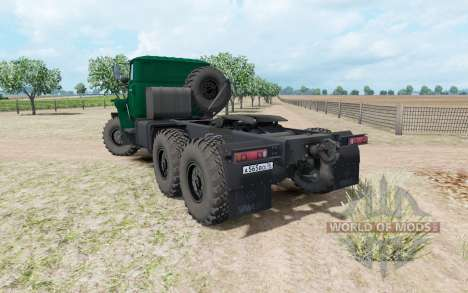 Oural 44202-10 pour American Truck Simulator