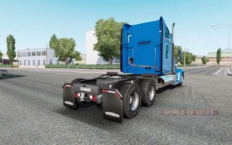 Freightliner Coronado Raised Roof pour Euro Truck Simulator 2