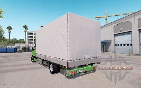 Volkswagen Crafter pour American Truck Simulator