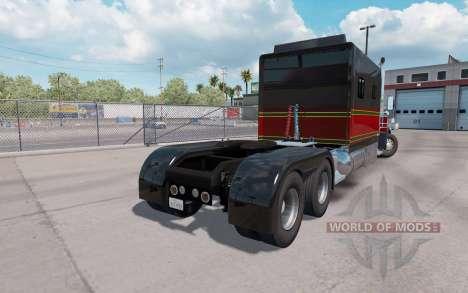 Peterbilt 389 Long Sleeper pour American Truck Simulator