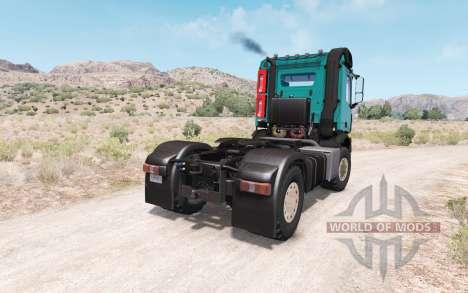 Mercedes-Benz Arocs 2045 2013 pour American Truck Simulator