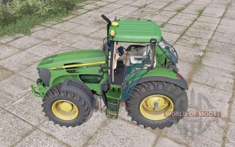 John Deere 7720 animation parts pour Farming Simulator 2017