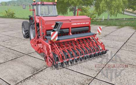 Kuhn Sitera 3000 and HR 304 D pour Farming Simulator 2017