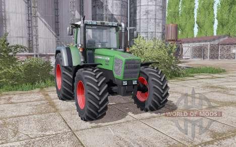 Fendt Favorit 818 Turboshift more configurations pour Farming Simulator 2017