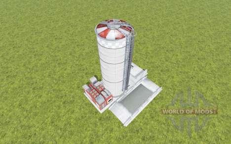 Fermenter Silo pour Farming Simulator 2017