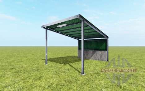 Le métal de la canopée pour Farming Simulator 2017