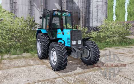 Belarus MTZ 892.2 animation pièces pour Farming Simulator 2017
