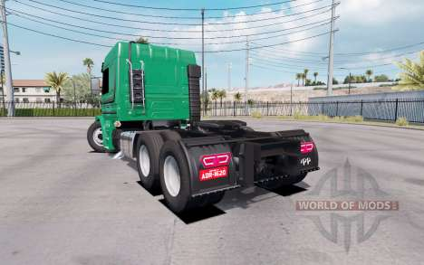 Scania T113H 360 pour American Truck Simulator