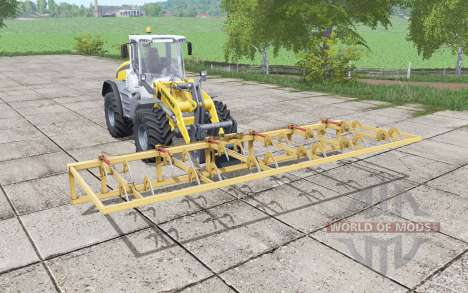 Meijer Rambo pour Farming Simulator 2017