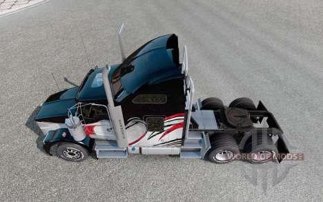 Kenworth T800 v1.1 pour Euro Truck Simulator 2