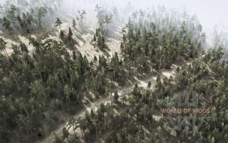 Cariboo pour Spintires MudRunner