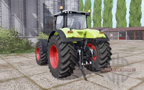 CLAAS Axion 940 interactive control pour Farming Simulator 2017
