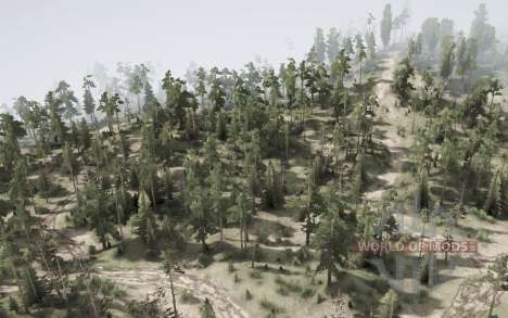 Lost Time pour Spintires MudRunner