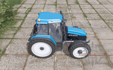New Holland TS115 narrow wheels pour Farming Simulator 2017